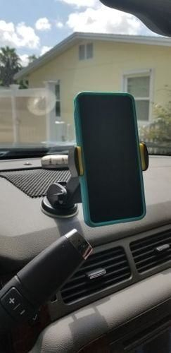 AUTOCAR™ Automatically Locking Phone Holder [UNIVERSAL FIT] photo review