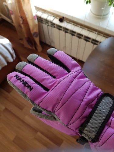 MaxProtect™ Winter Tech Gloves photo review