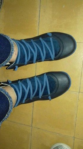 ARCH SUPPORT BOOTS (UPGRADED VERSION) photo review