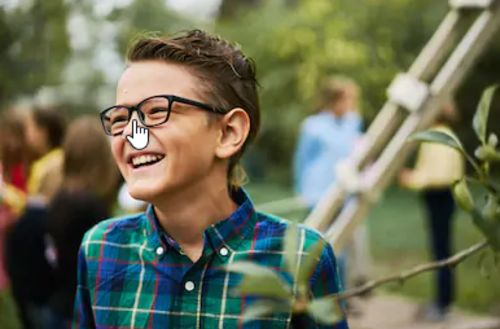BRIGHTZ™ - Eye Protection Glasses for KIDS photo review