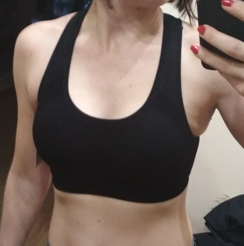 AIR BRA™: Comfort Wireless Breathable Bra photo review