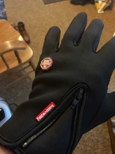 Thermatech™ Premium Thermala Gloves photo review