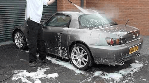 CarWasher™: 2-in-1 high pressure power washer (Upgraded) photo review